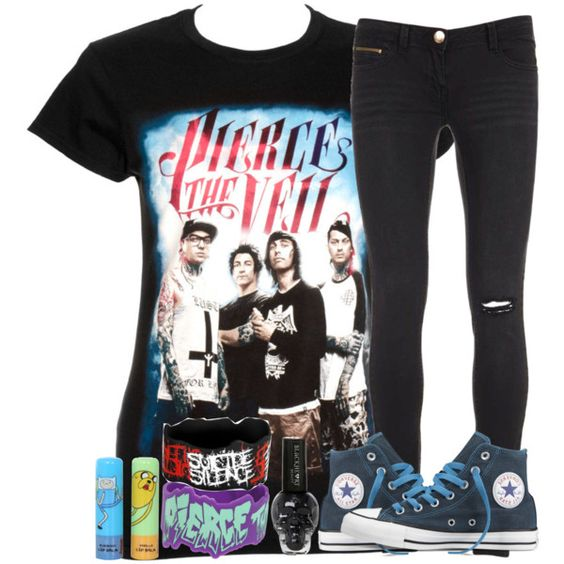 Pierce The Veil and suicide silence