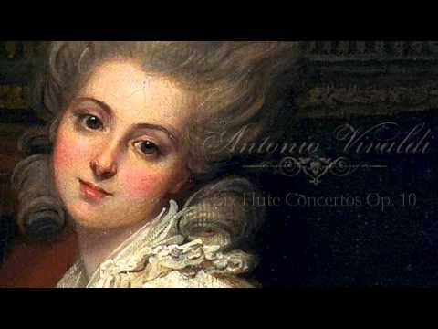 A. VIVALDI, Six Flute Concertos Op.10, Academy of Ancient Music - YouTube