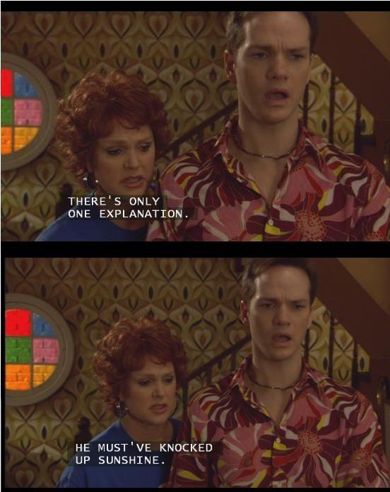 FUCK YEAH QUEER AS FOLK - Debbie and Emmett
