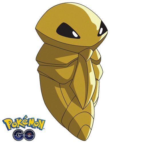 Kakuna 1 de Pokémon Go