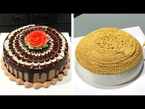 Amazing Cake Decorating Tutorials Step By Step How To Make