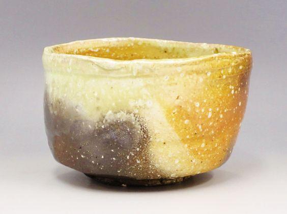 伊賀焼 谷本 景 作 Iga ware, matcha tea bowl