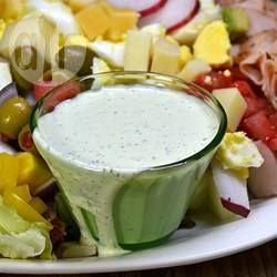 Salatdressing de