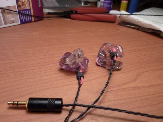 Diy In Ear Monitors In Ear Monitors Earphones Diy Monitor Diy