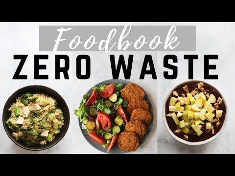 Foodbook Zero Waste Z Resztek Co Jadlam W Ciagu Dnia 17 Youtube Food Beef Meat