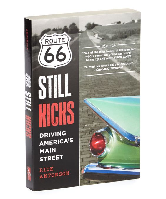 Look at this Route 66 Still Kicks Paperback on #zulily today!