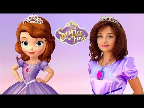 Kids Makeup Sofia The First Costumes Disney Princess Cosplay With Colours Paints Youtube Disney Princess Cosplay Disney Princess Colors Princess Cosplay