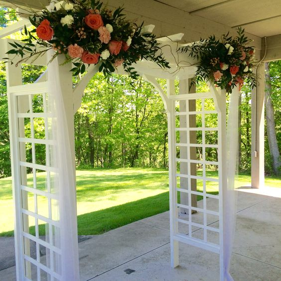 Country Club Wedding Swag And Amsterdam On Pinterest