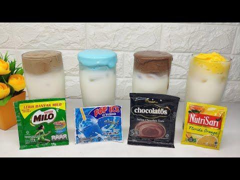 No Sp Minuman Kekinian Dalgona Berbagai Rasa Varian Rasa No Mixer Auto Copot Youtube Pudding Desserts Resep Minuman Makanan
