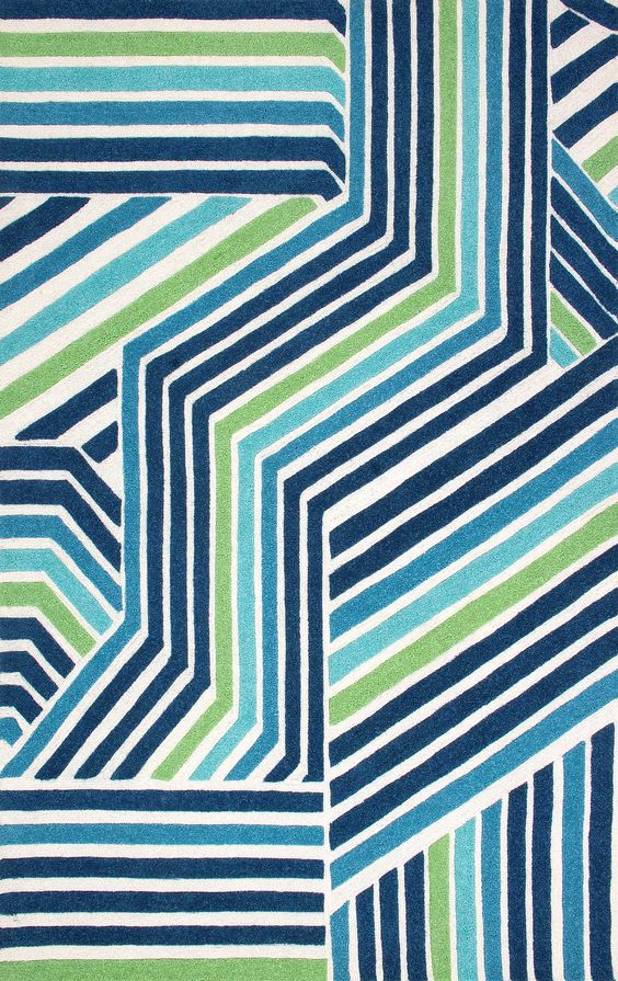 Geometric greatness! This is Rugs USA