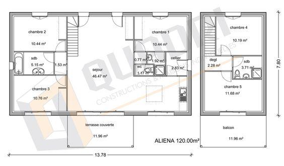 SOCIETE QUADRI - constructeur de maison en gironde - CCMI RT2012 - QUADRI…