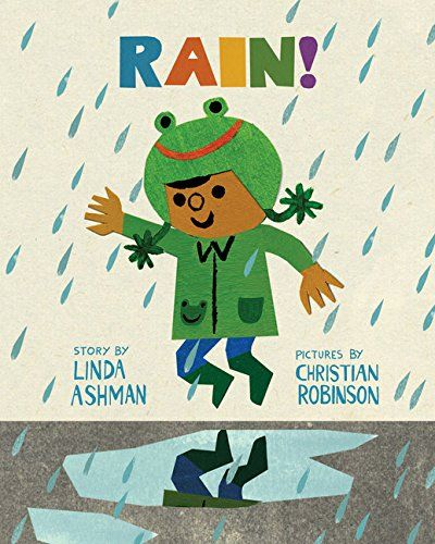 Rain! a book for kids