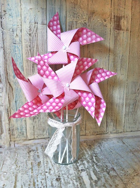 Little Miss Muffet's Delight  Party set of 8 by HalosHaven on Etsy, $23.00