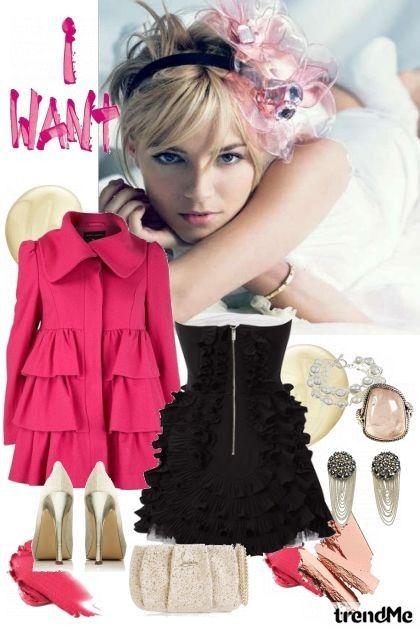 I want it pink! od Aleksandra Oršolić - trendme.net