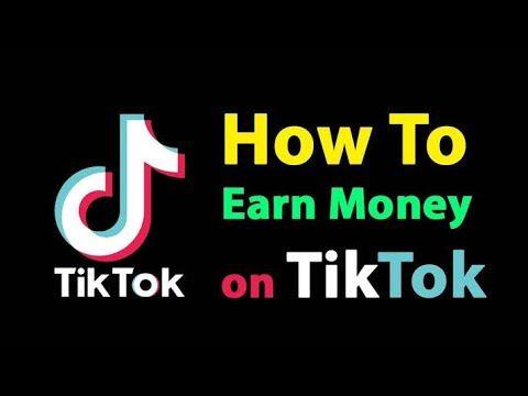 Earn 10k 15k Monthly From Tiktok Earn Money Marketing Techniques Digital Marketing
