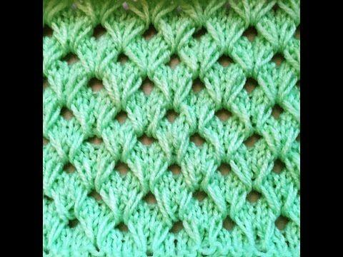 tricot merveilleux point tricot maravilloso punto tejido a dos agujas youtube denenecek. Black Bedroom Furniture Sets. Home Design Ideas