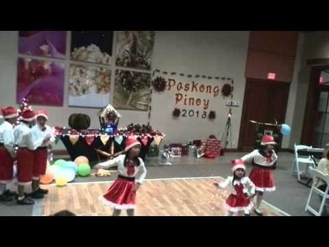 Kids Dance All I Want For Christmas Is You Christmas Concert Ideas Kids Dance Christmas Concert