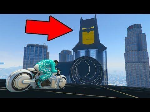 Batman Gigante Carrera Gta V Online Gta 5 Online Youtube Batman Carrera Gigante Gta Gta 5 Online Online