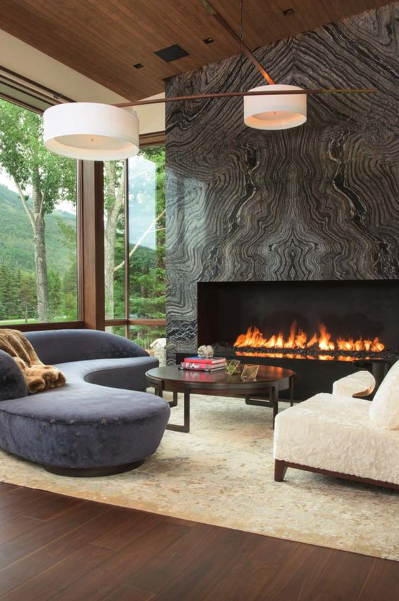 Cool Comfortable Interior