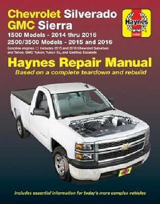 Advertisement Ebay Repair Manual Lt Haynes 24068 Manuals And Literature Parts And Accessories Motors Chevrolet Silverado Repair Manuals Chevy Silverado