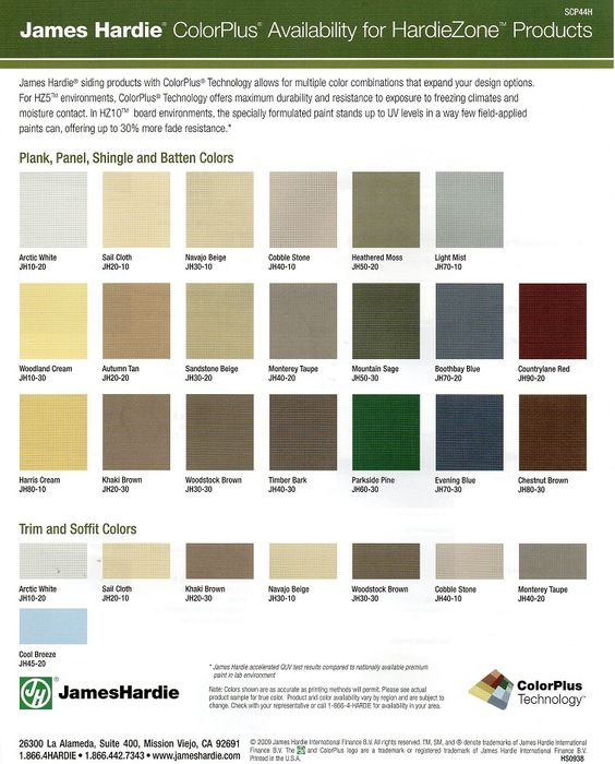 Hardie Siding Colors Google Search Hardi Siding Color