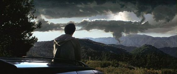 I watched Donnie Darko for the first time last night on Sundance. Anyone else see it?  There was lots of stuff going on and I read online that it's a cult classic.