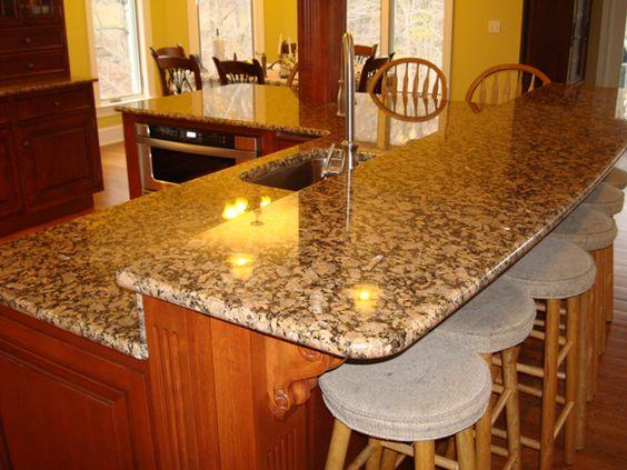 Cocinas elegantes interior de la casa dise o cocinas - Diseno cocinas rusticas ...