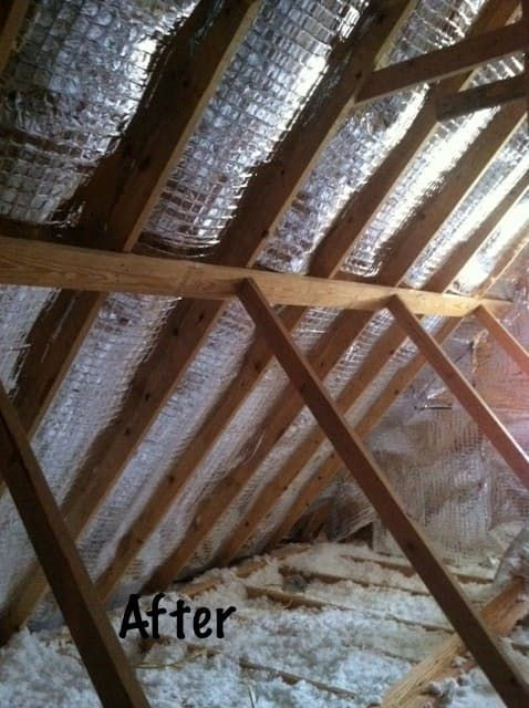 14 Prodigious Attic Room Too Hot Ideas In 2020 Home Insulation Radiant Barrier Insulation Home Improvement