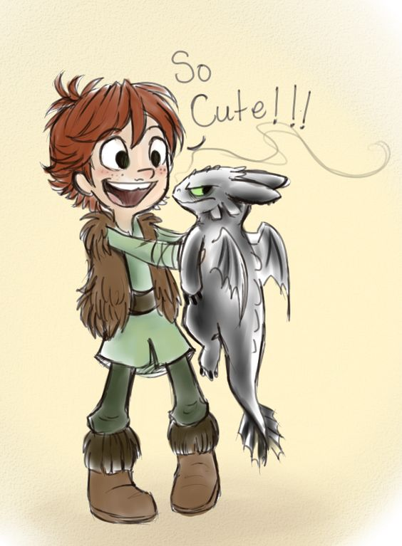 Gallery For gt Chibi Hiccup And Toothless