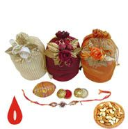 Bless your brother with Elegant Rakhi Wishes.