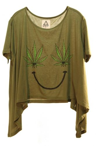 By no means , am I a stoner . I just think it's cuuute.