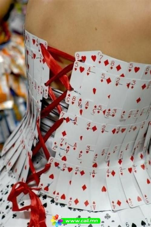 Cards anyone?