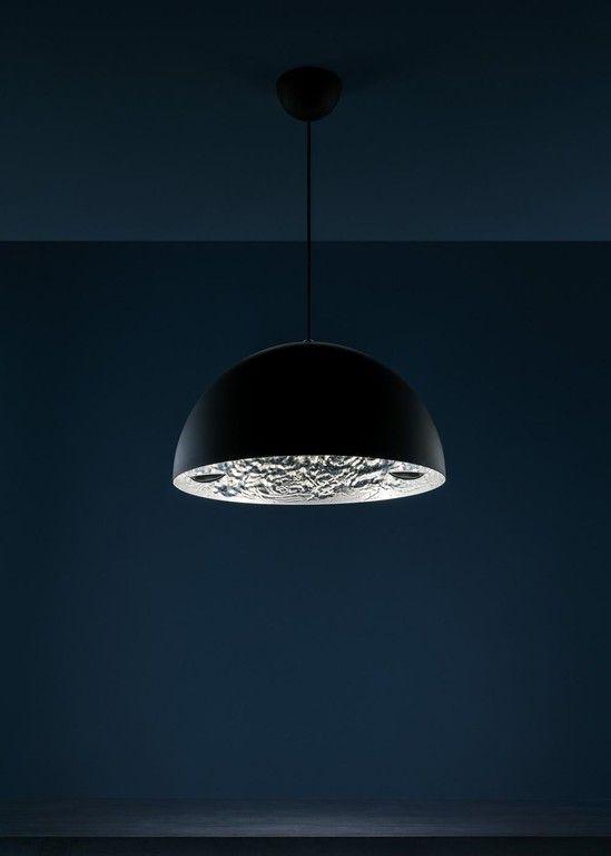 Elegante LED Decken Leuchte Küchen Tisch Beleuchtung gemusterte Hänge Lampe 7 W