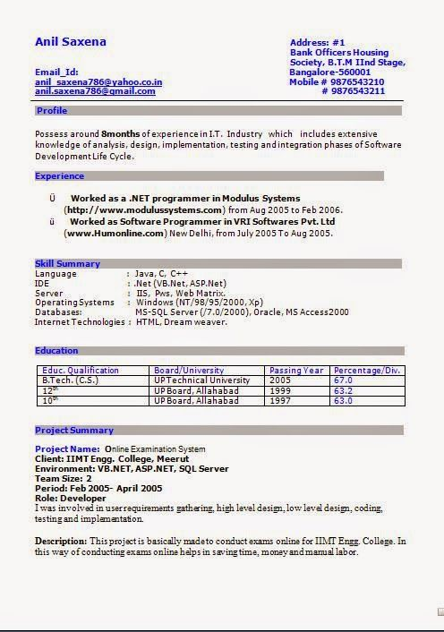 good resume title Download Free Excellent CV   Resume   Curriculum - what is a good resume title