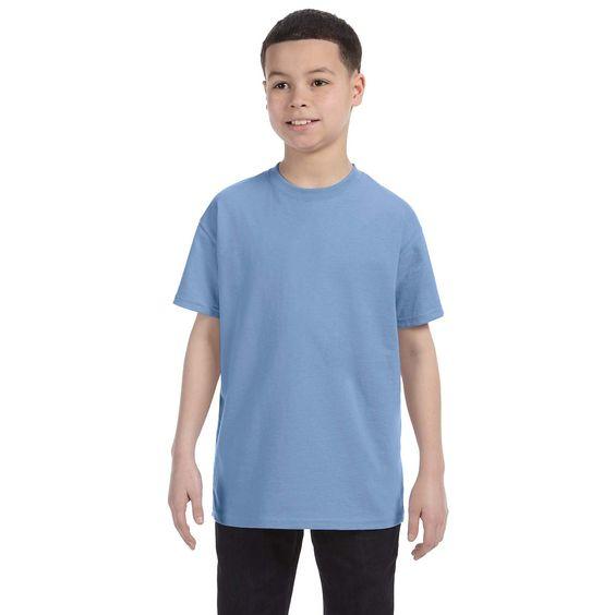 Boys' Heavyweight Blend Light T-Shirt