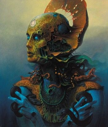 Serpent's Eye by Dariusz Zawadzki