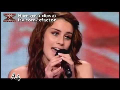 X-Factor - Lucie Jones's amazing High notes (Vocal Range:G#4-F5)