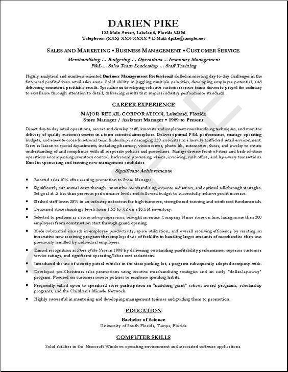 Is a Skills Based Resume Right For You? Work mantras Pinterest - computer skills to list on resume