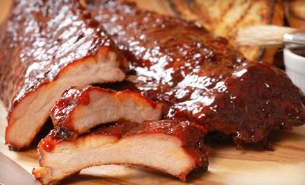 Groupon - $ 20 Off Your Bill at Mo Gridder's BBQ. Two Options Available.. Groupon deal price: $10.00