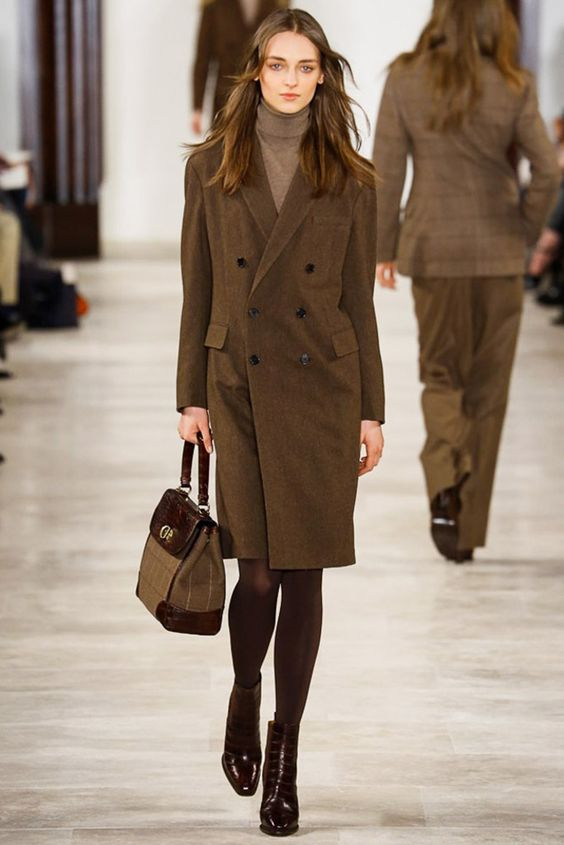 Ralph Lauren - NYFW Fall/Winter 2016-2017 - so-sophisticated.com: