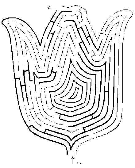 free labrynth coloring pages - photo#23