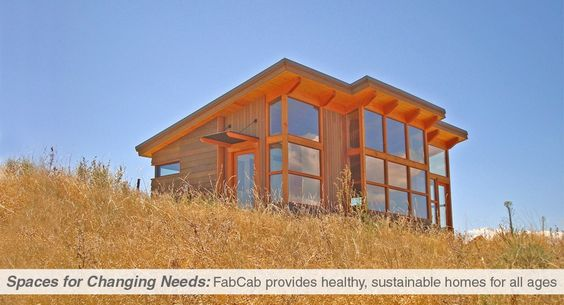 Prefab Cabin From Fabulous Cabins Seattle Wa 85k