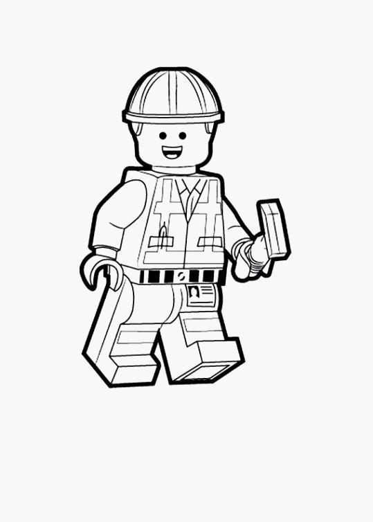 Beste Von Inspiration Ausmalbilder Lego City Fur Kinder Kostenlos Ausmalbilder Lustige Malvorlagen Lego Film