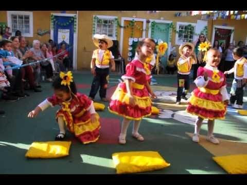 Sai Preguiça - Dança Junina - YouTube