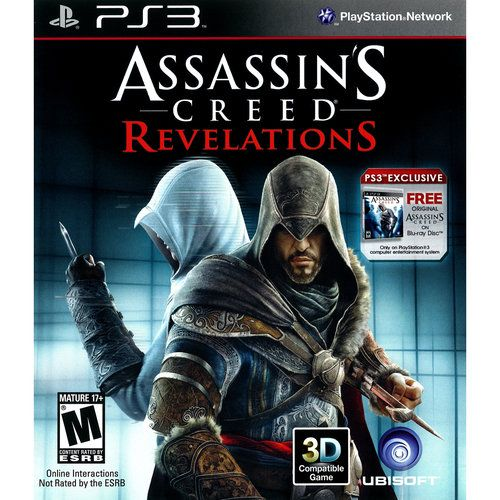 Assassin S Creed Revelations Ps3 Walmart Com Assassins Creed Assassin S Creed Assassins Creed Series