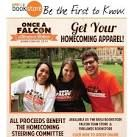 Make sure to pick up your Homecoming gear from the bookstore!