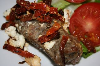 A Year of Slow Cooking: Sundried Tomatoes and Feta Tri-Tip CrockPot Recipe