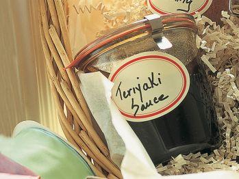 homemade teriyake sauce
