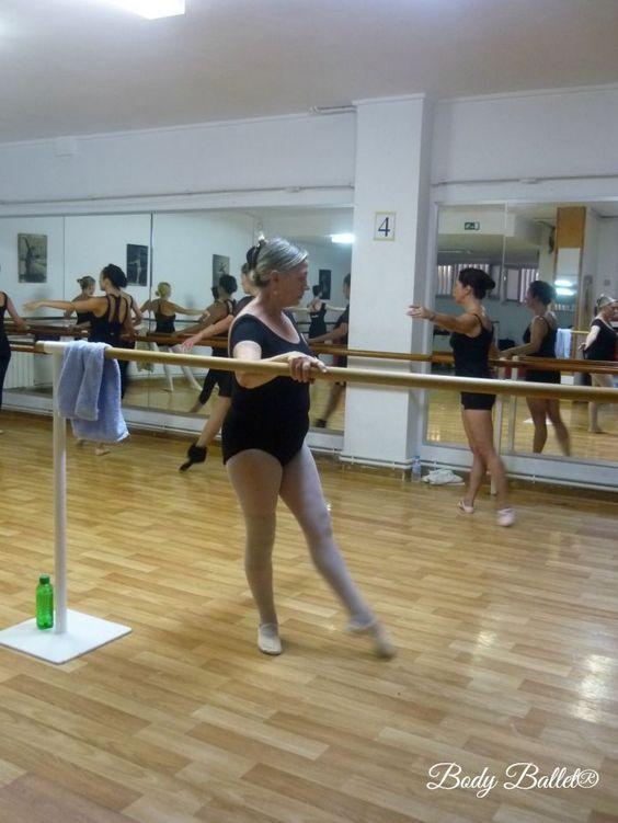 Body Ballet® Iniciación & Reciclaje Intensivo de verano, agosto 2015