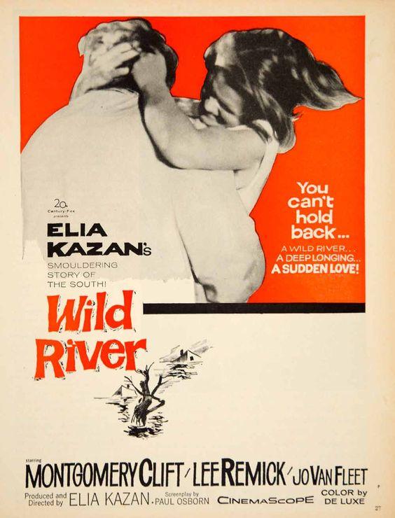 Montgomery cliff movie river